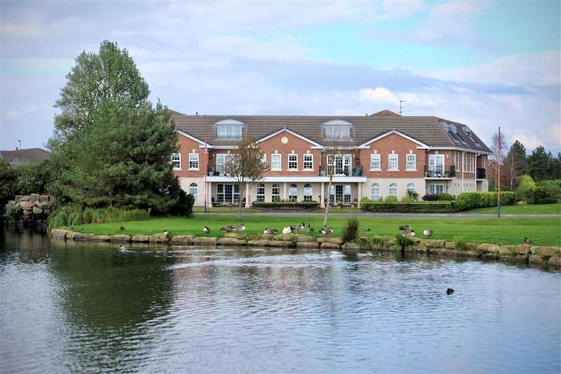 3 Bedrooms Penthouse Flat for sale in The Magnolias, Silversmith Row, Lytham St Annes