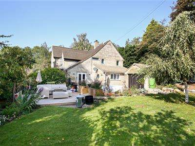 4 Bedrooms Detached House for sale in Abnash, Chalford Hill, Stroud