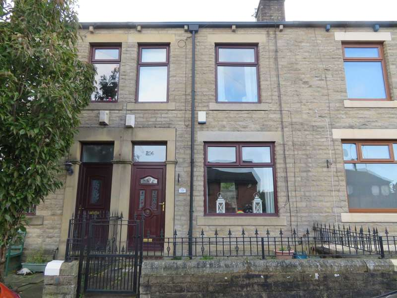 4 Bedrooms Terraced House for sale in George Street, Shaw