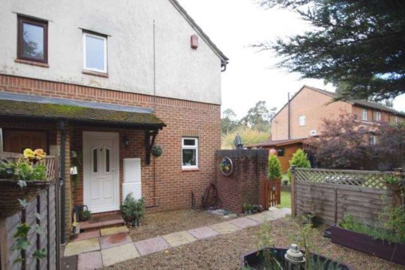 2 Bedrooms End Of Terrace House for sale in Atholl Road, Whitehill, Hampshire, GU35
