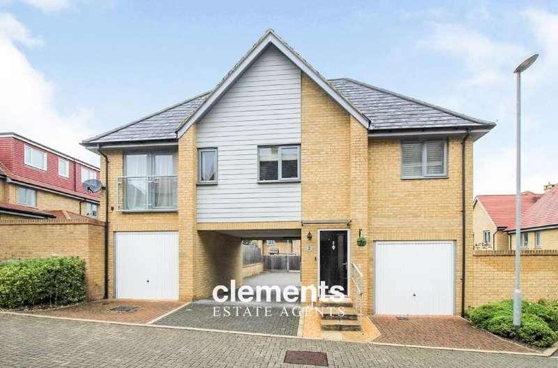 2 Bedrooms Flat for sale in Leverstock Green, Hemel Hempstead