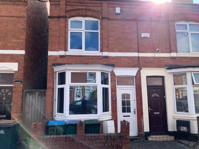 4 Bedrooms End Of Terrace House for rent in Dean Street, Coventry