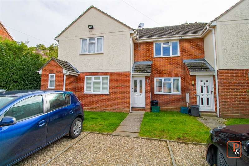 1 Bedroom Maisonette Flat for sale in Overstone Court, Off Layer Road, Colchester CO2