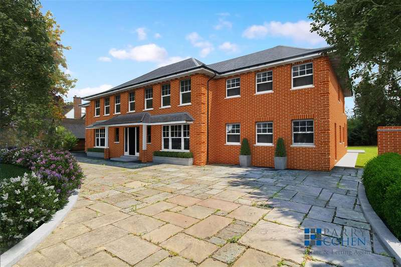 5 Bedrooms Detached House for sale in Roundwood Avenue, Hutton Mount
