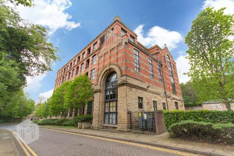 1 Bedroom Flat for sale in Brook Mill, Threadfold Way, Bolton, BL7