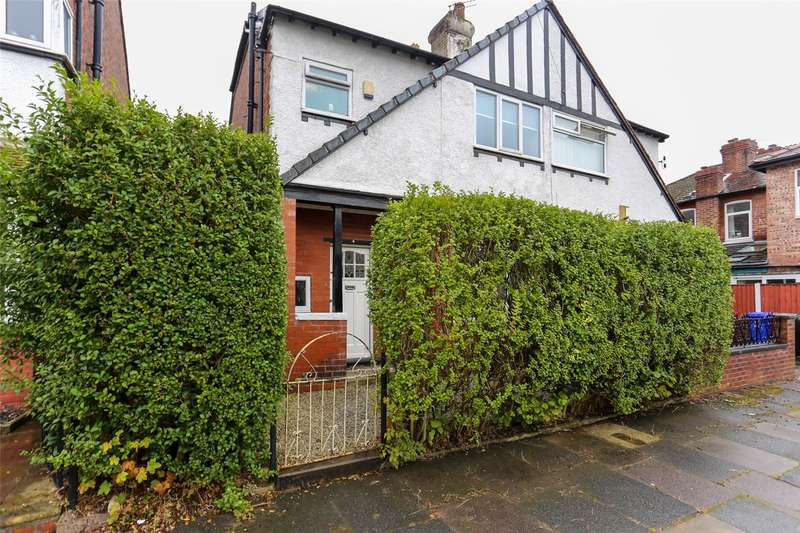 3 Bedrooms Semi Detached House for sale in Lancing Avenue, Didsbury, Manchester, M20