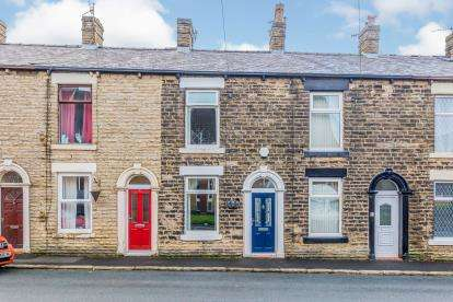 2 Bedrooms Terraced House for sale in Curzon Street, Mossley, Tameside, Greater Manchester