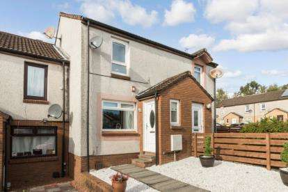 2 Bedrooms Terraced House for sale in Brentwood Avenue, Parkhouse, Glasgow