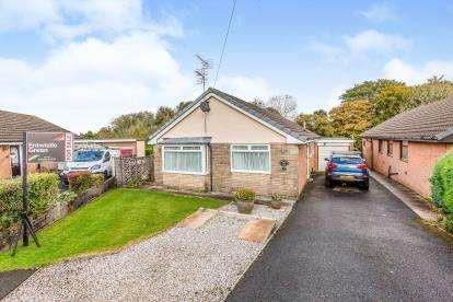 3 Bedrooms Bungalow for sale in Earls Drive, Hoddlesden, Darwen, Lancashire, BB3