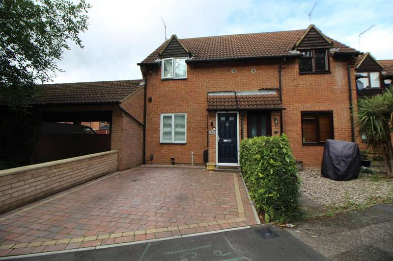 2 Bedrooms End Of Terrace House for sale in Lower Meadow, Cheshunt, Waltham Cross