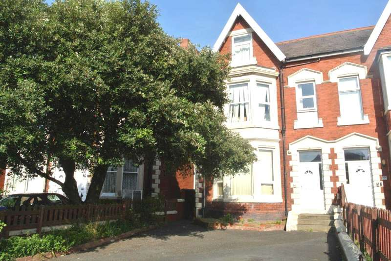 1 Bedroom Flat for rent in Lytham Road, Blackpool, FY4 1RF