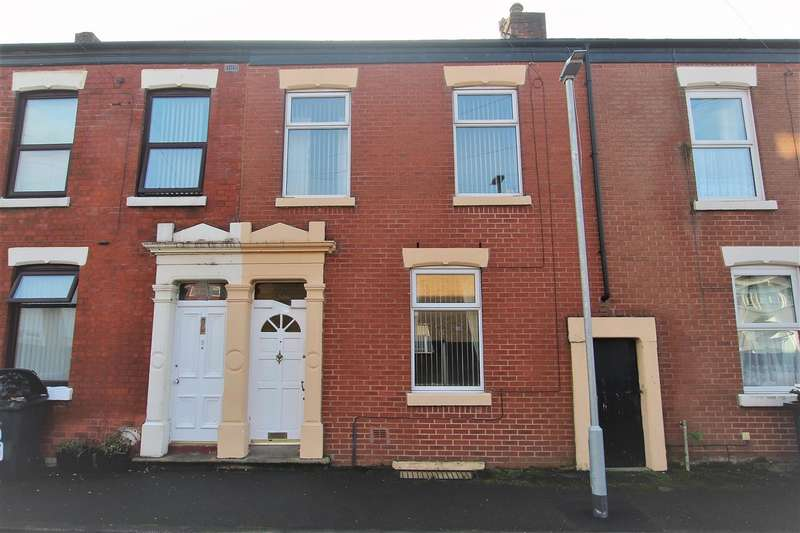 3 Bedrooms Terraced House for sale in Lark Hill Street, Preston