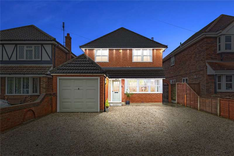 4 Bedrooms Detached House for sale in Stanley Road, Bulphan, Upminster, RM14