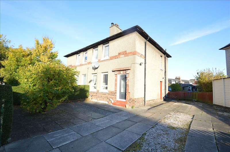 2 Bedrooms Semi Detached House for sale in Newfield Crescent, Hamilton