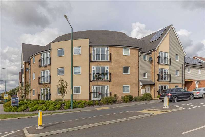1 Bedroom Apartment Flat for sale in Buffkyn Way, Maidstone. ME15 8FY