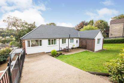 5 Bedrooms Detached House for sale in Wheatley Road, Halifax, West Yorkshire