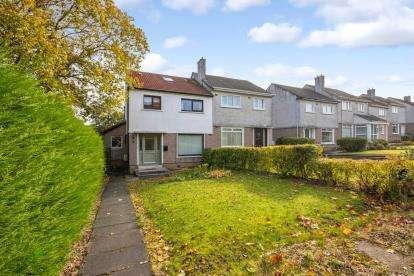 4 Bedrooms Semi Detached House for sale in Finglen Gardens, Milngavie