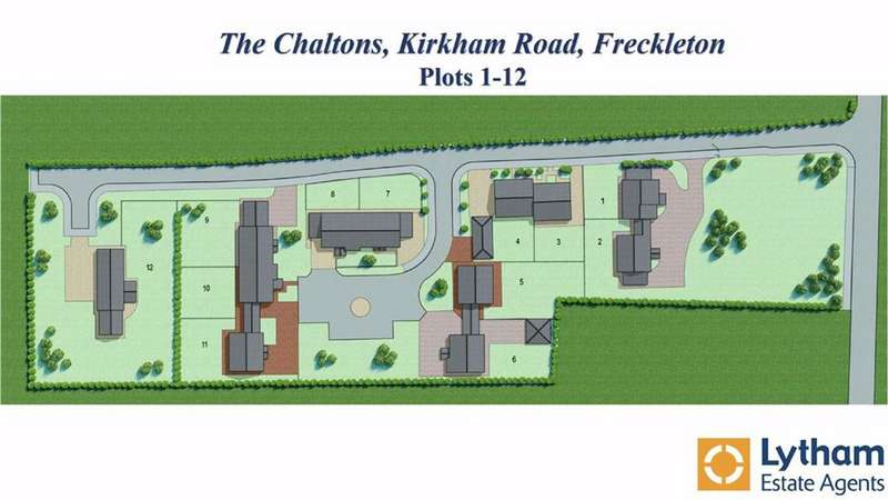 5 Bedrooms Semi Detached House for sale in The Chaltons, Kirkham Road, Freckleton