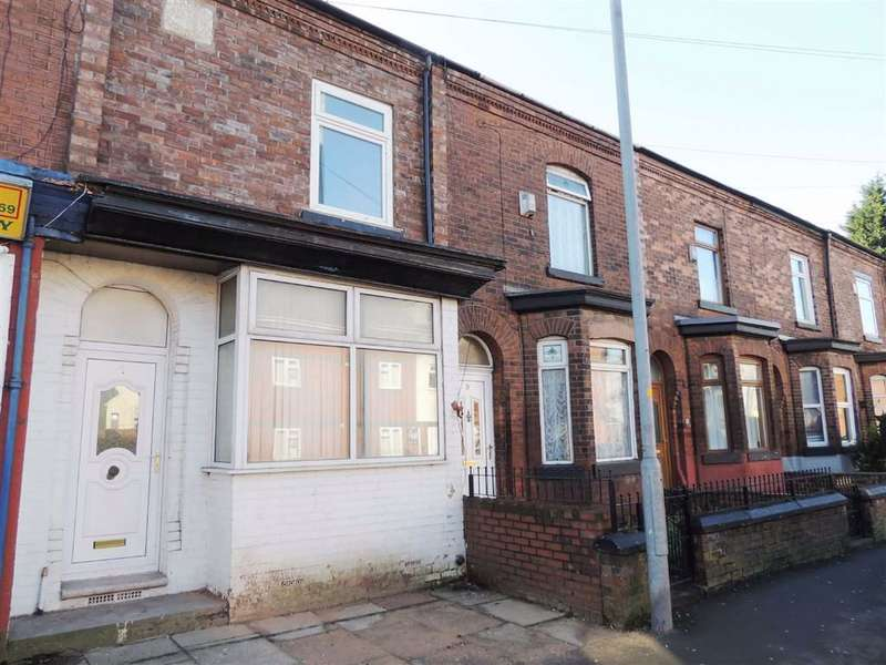 2 Bedrooms Terraced House for sale in Hardman Lane, Failsworth, Manchester