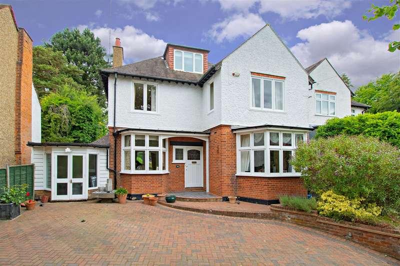 5 Bedrooms Detached House for sale in Shenley Hill, RADLETT