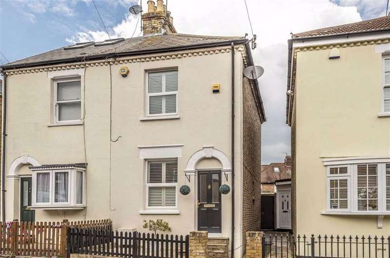 2 Bedrooms House for sale in Jackson Road, East Barnet, Hertfordshire