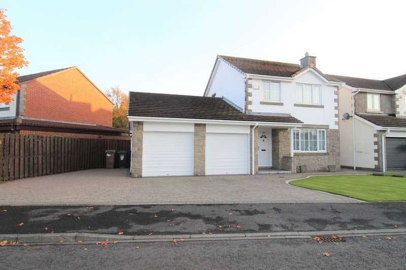 3 Bedrooms Detached House for sale in Harwood Drive, Newcastle upon Tyne, Tyne and Wear, NE12