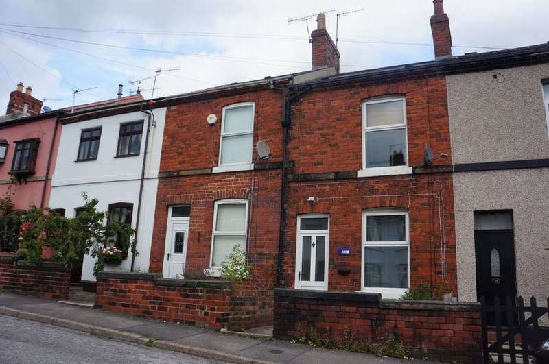 2 Bedrooms Terraced House for rent in Princess Road, Dronfield, S18