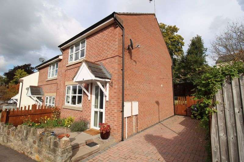 2 Bedrooms Property for sale in Edmunds Way, Cinderford