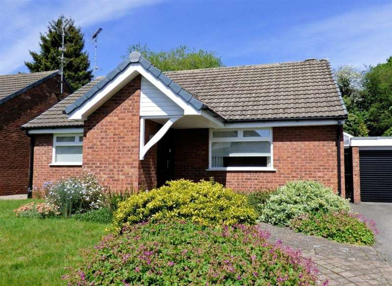 2 Bedrooms Detached Bungalow for rent in Clifton Close, Stafford
