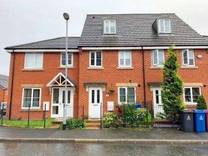 4 Bedrooms Terraced House for sale in Kirkland Close, Little Harwood, Blackburn, Lancashire, BB1