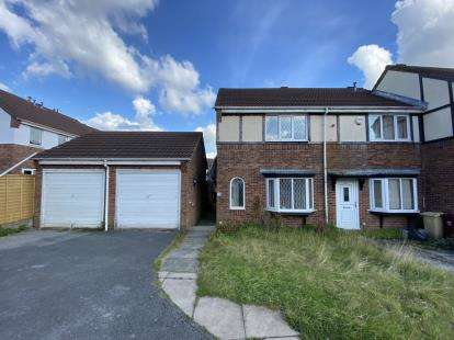 2 Bedrooms End Of Terrace House for sale in Maplewood Gardens, Bolton, Greater Manchester, BL1