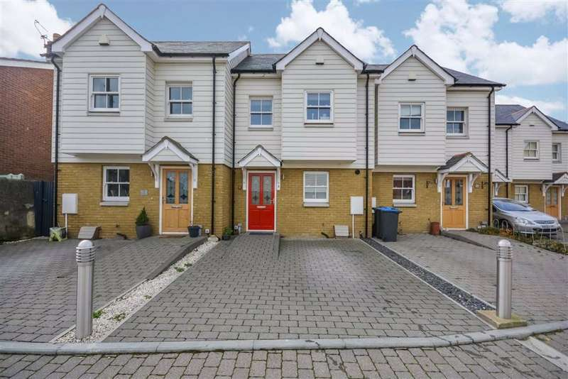3 Bedrooms Terraced House for sale in Old Forge, Broadstairs, Kent