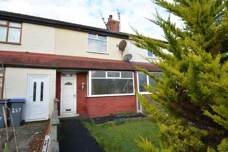 2 Bedrooms Terraced House for sale in Preston Old Road, Blackpool, FY3 9UW