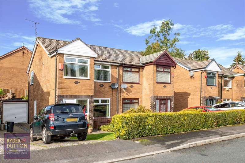 3 Bedrooms Semi Detached House for sale in Pine Way, Lees, Oldham, OL4
