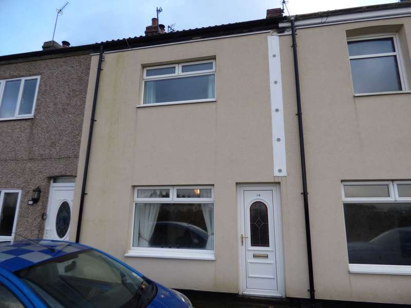2 Bedrooms Terraced House for rent in New Row, Dunsdale