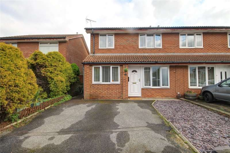 3 Bedrooms Semi Detached House for sale in Sunningdale Green, Darlington, DL1