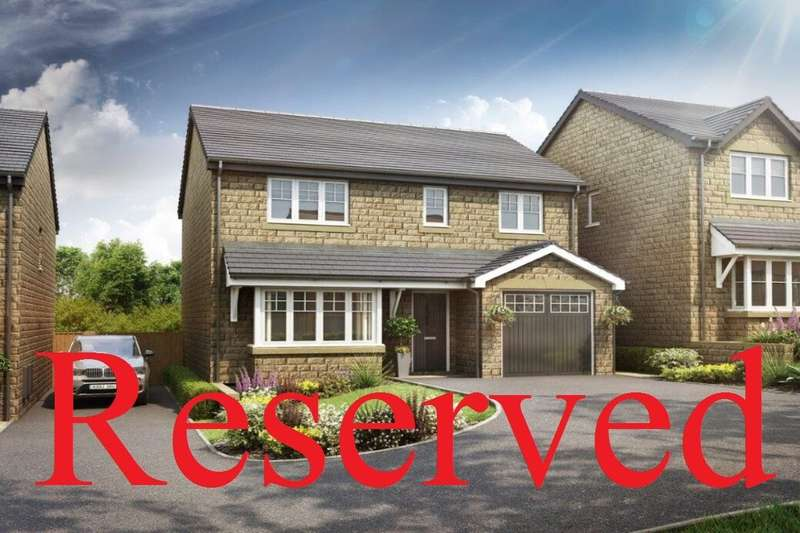 4 Bedrooms Detached House for sale in The Chatham Cranberry Lane, Darwen, BB3