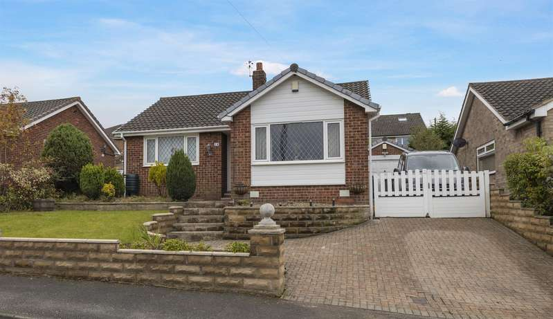2 Bedrooms Detached Bungalow for sale in Templegate Rise, Leeds