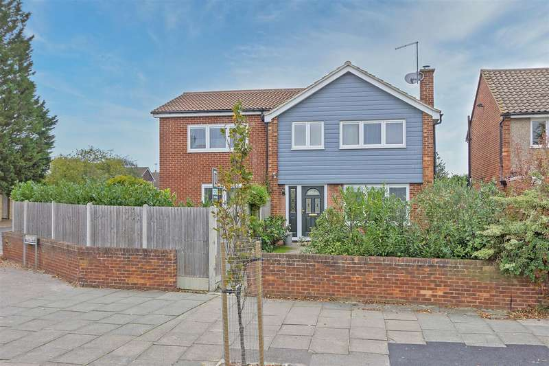 5 Bedrooms Detached House for sale in Borden Lane, Sittingbourne