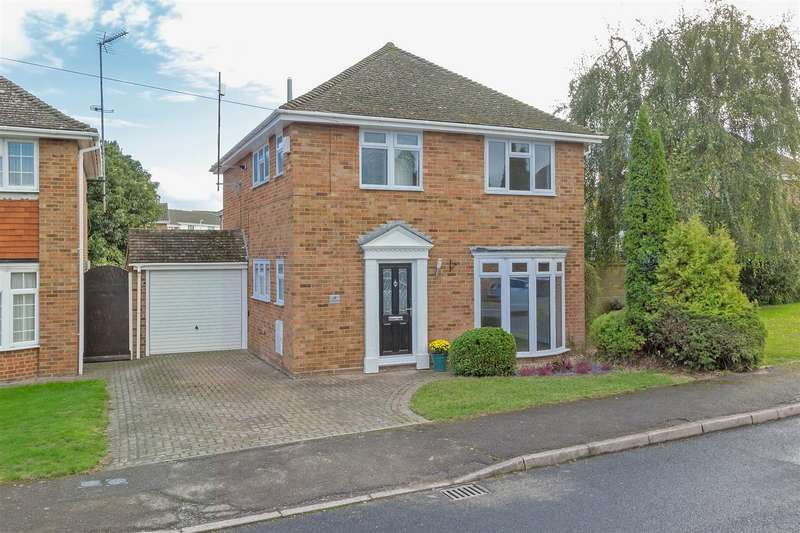 3 Bedrooms Detached House for sale in Morris Court Close, Bapchild, Sittingbourne