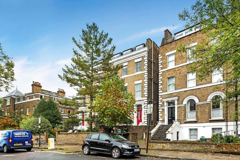 2 Bedrooms Flat for sale in Aubert Park, London