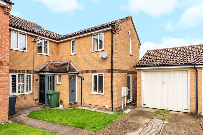 2 Bedrooms House for sale in St Albans Close, Flitwick, MK45