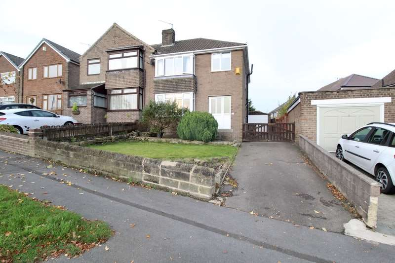 3 Bedrooms Semi Detached House for sale in Marchwood Road, Sheffield, South Yorkshire, S6