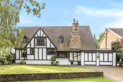 4 Bedrooms House for sale in Oakfield Lane, Keston, Kent
