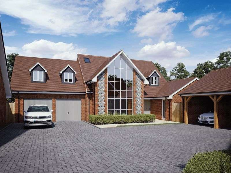 5 Bedrooms Property for sale in Plot 5, Dibden Hill, Chalfont St. Giles