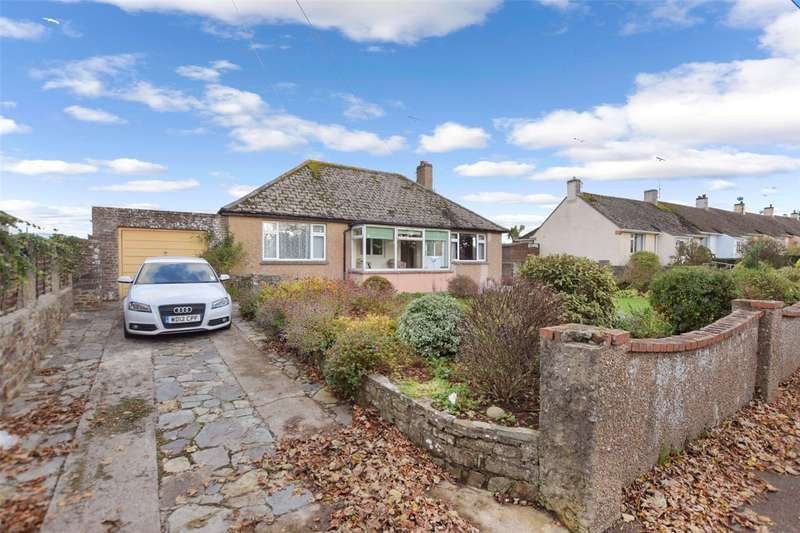 4 Bedrooms Detached Bungalow for sale in Pinch Hill, Marhamchurch, Bude, EX23