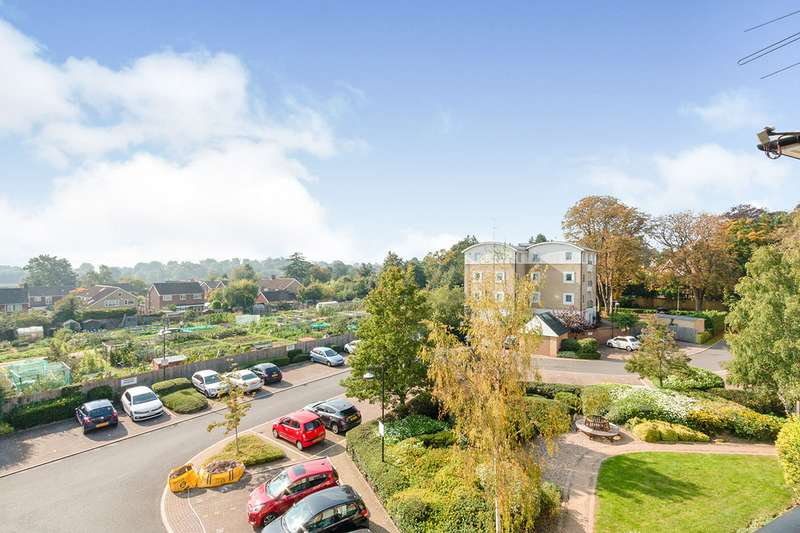 2 Bedrooms Apartment Flat for sale in Russell Road, Basingstoke, Hampshire, RG21