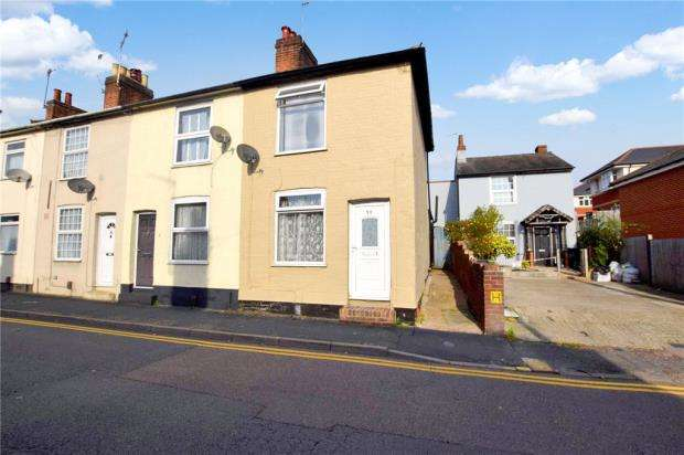 2 Bedrooms End Of Terrace House for sale in Greenstead Road, Colchester, Essex