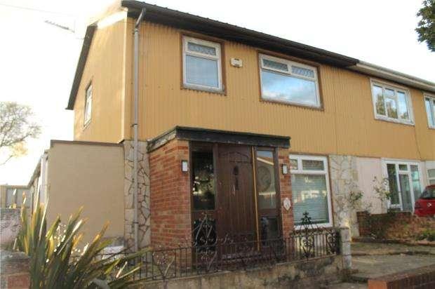 3 Bedrooms Semi Detached House for sale in Deerhurst Crescent, Portsmouth, Hampshire