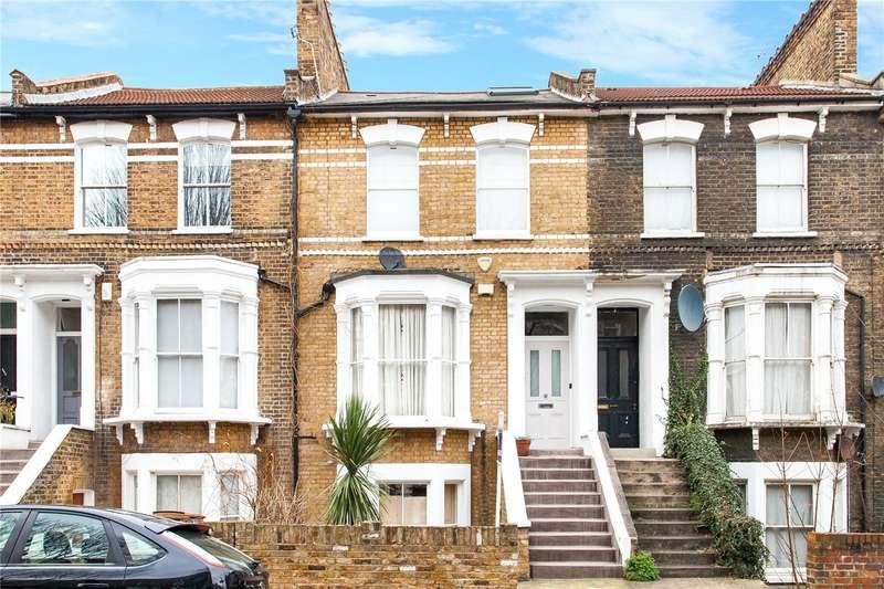 3 Bedrooms Terraced House for sale in Farleigh Road, London, N16
